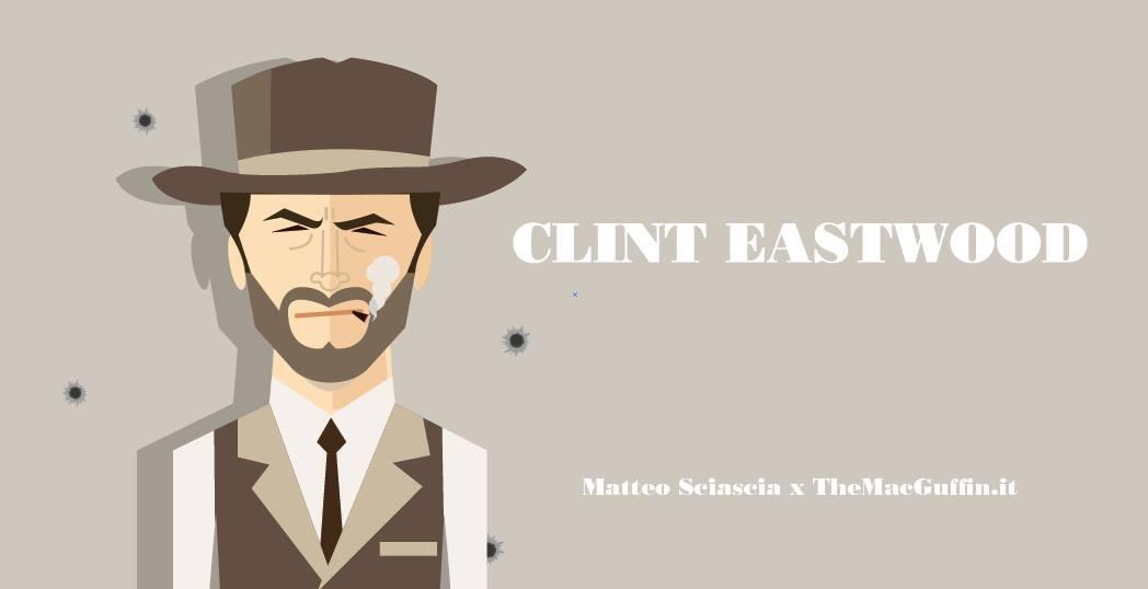 Clint Eastwood: un mito americano