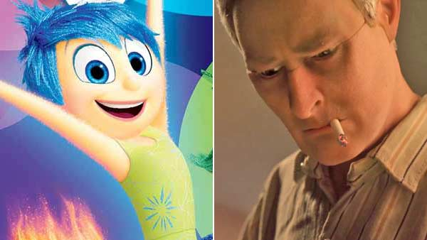 Best Animated Feature 2016: Anomalisa VS Inside Out