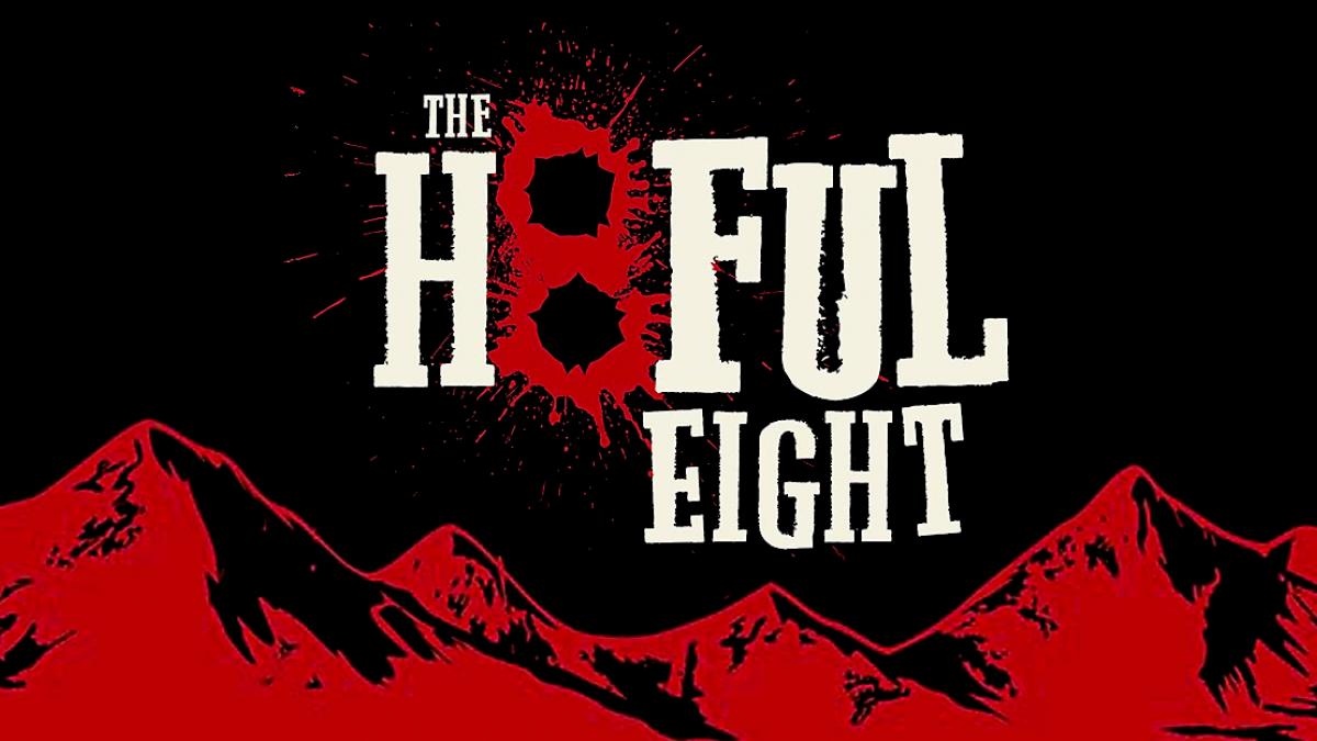 The Hateful Eight – Schizzi di Tarantino