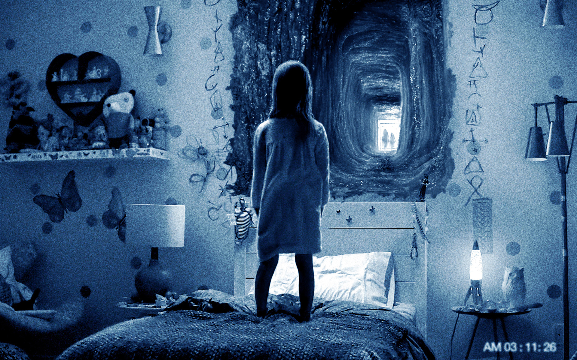 Lammerda – Paranormal Activity: The Ghost Dimension