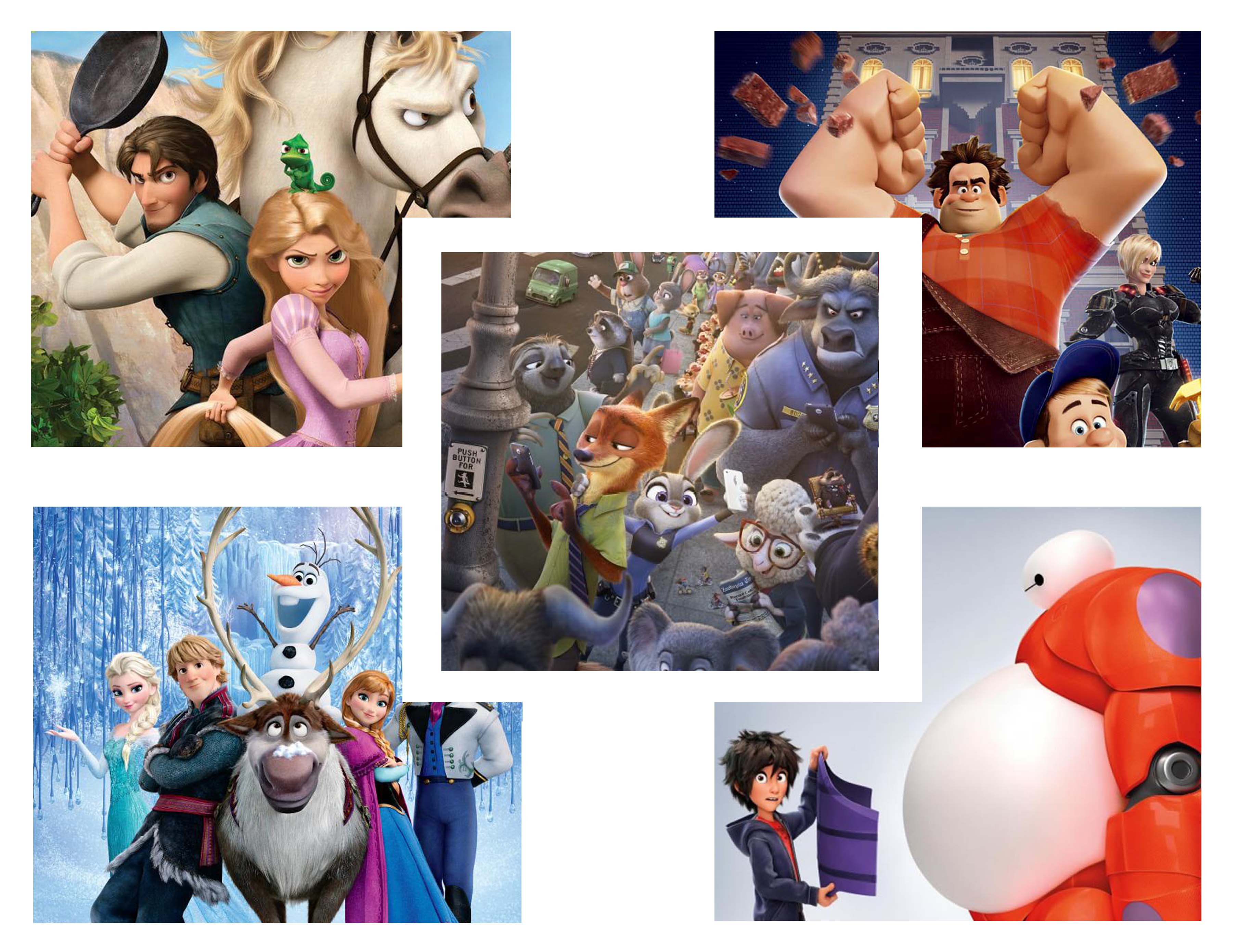 Disney 3.0 : una nuova generazione di eroi