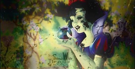 """Biancaneve e i sette nani"" AKA la zombie-story più horror di sempre"