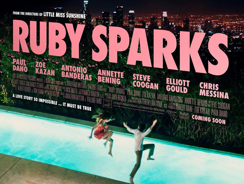 Innamorarsi è un atto di magia – Ruby Sparks