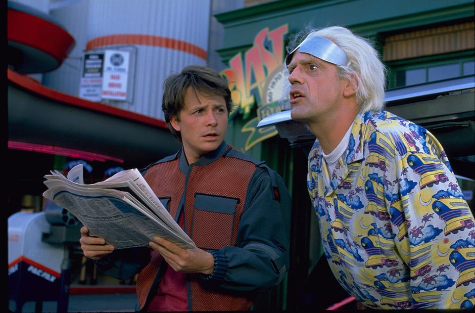 Marty e Doc a spasso nel tempo – Tutte le curiosità di Ritorno al Futuro