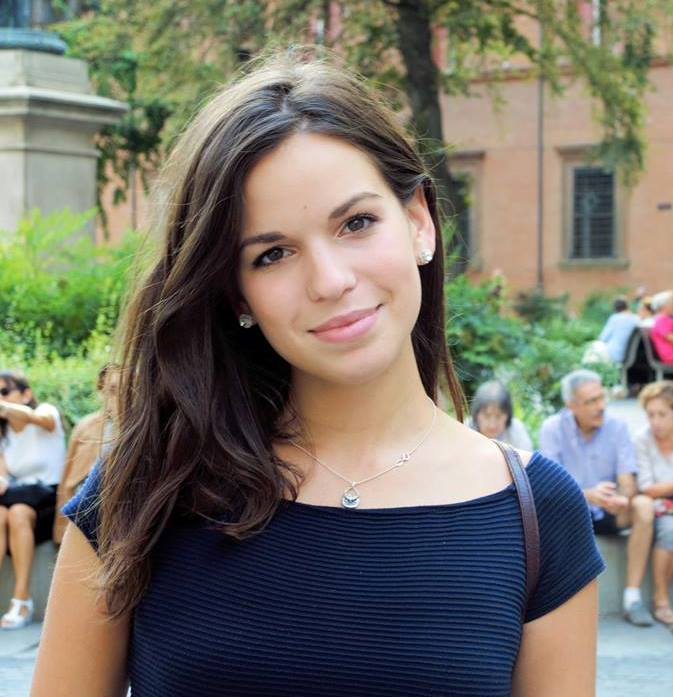 Photo of Lucia Tiberini
