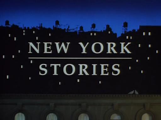 New York Stories, o di quanto è bello essere topi di città