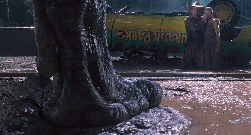 Un'attrazione primordiale – Jurassic Park