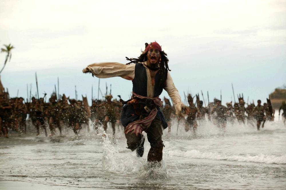 Johnny Depp e la Maledizione di Jack Sparrow