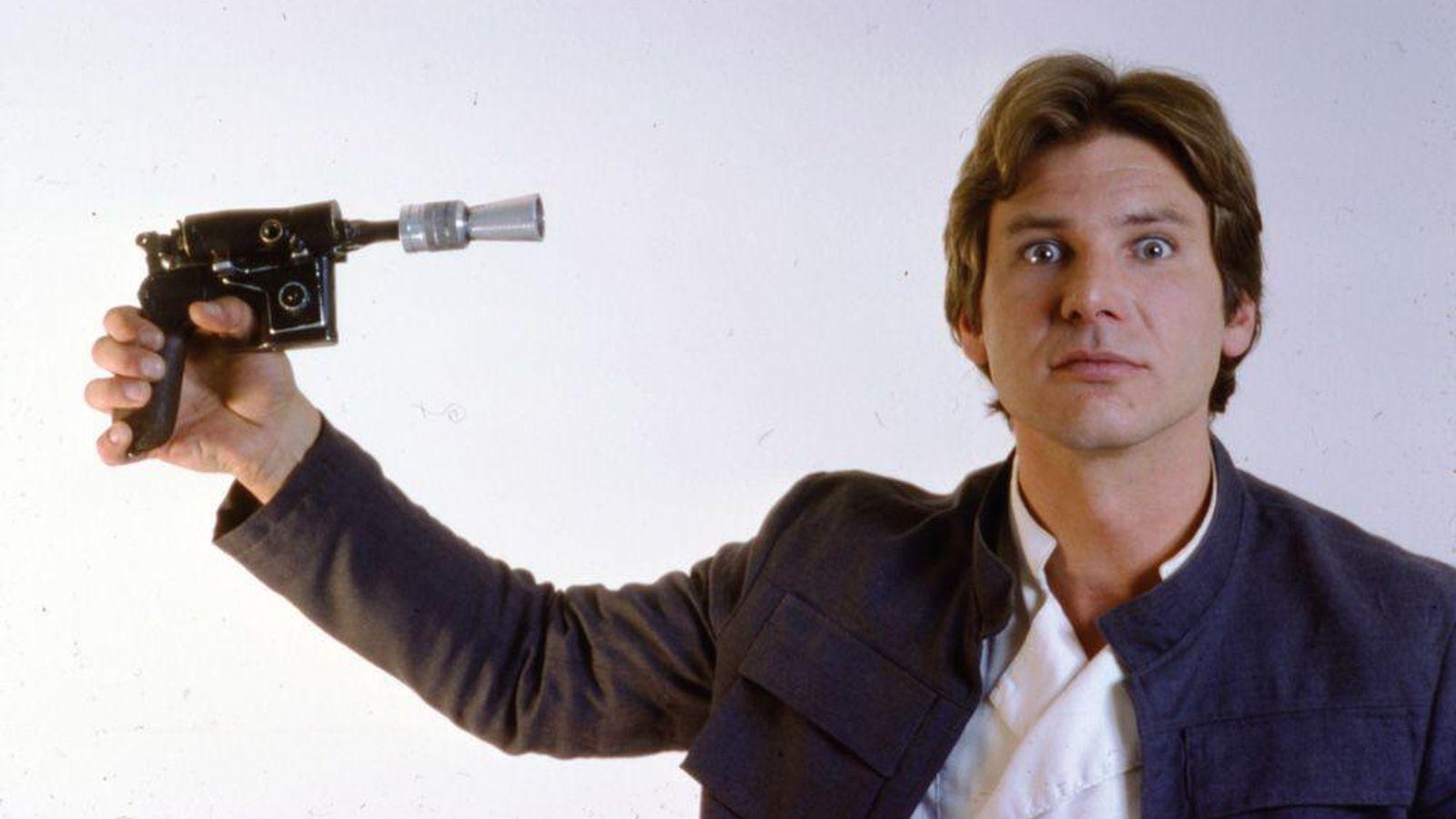 Tutto quello che mi serviva nella vita l'ho imparato da Harrison Ford