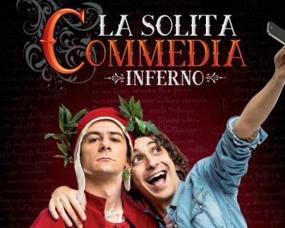 Lammerda – La solita commedia inguardabile: Inferno