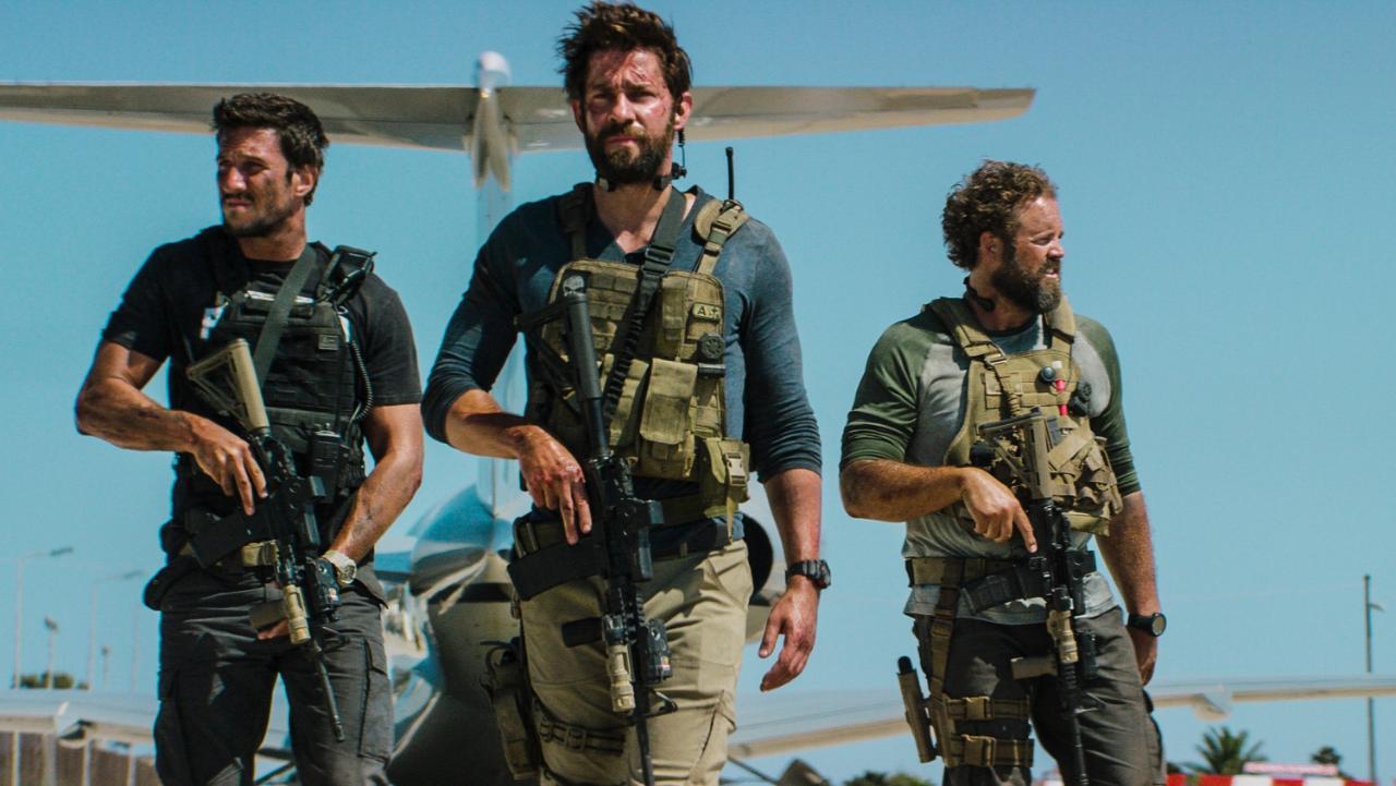 13 Hours – The Secret Soldiers of Benghazi