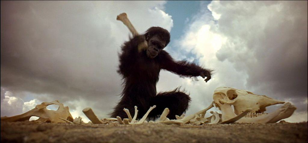 La scimmia – Atto I