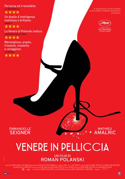 """Attenzione alla """"Venere in Pelliccia"""", potreste rimanerne scottati!"""