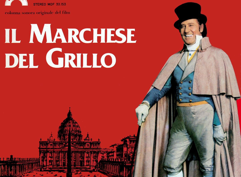 Un simpatico italiano: Il marchese del Grillo