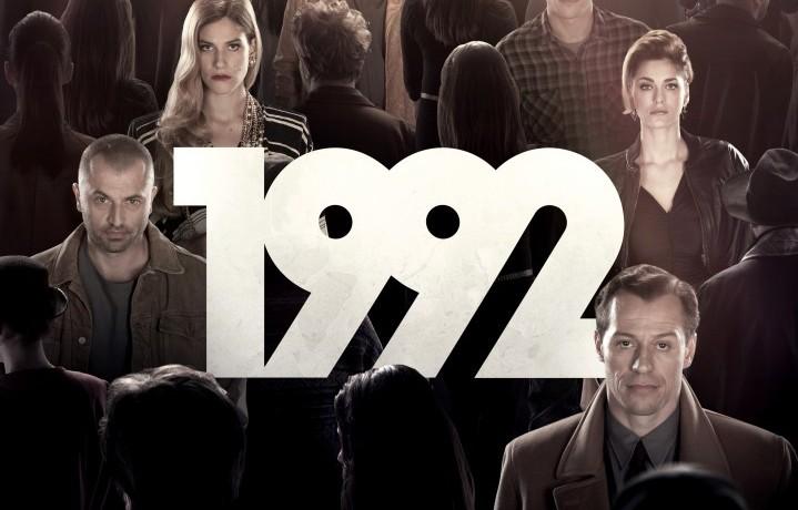 1992: complotti e sceneggiatura all'italiana nella Milano da bere