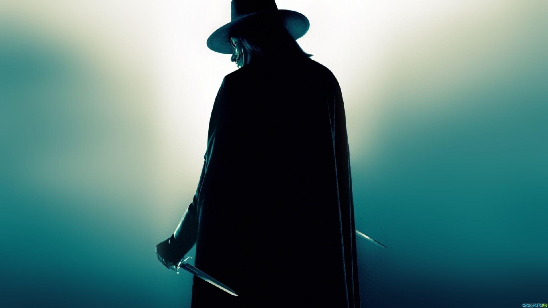 V per Vendetta: Viva la revoluciòn