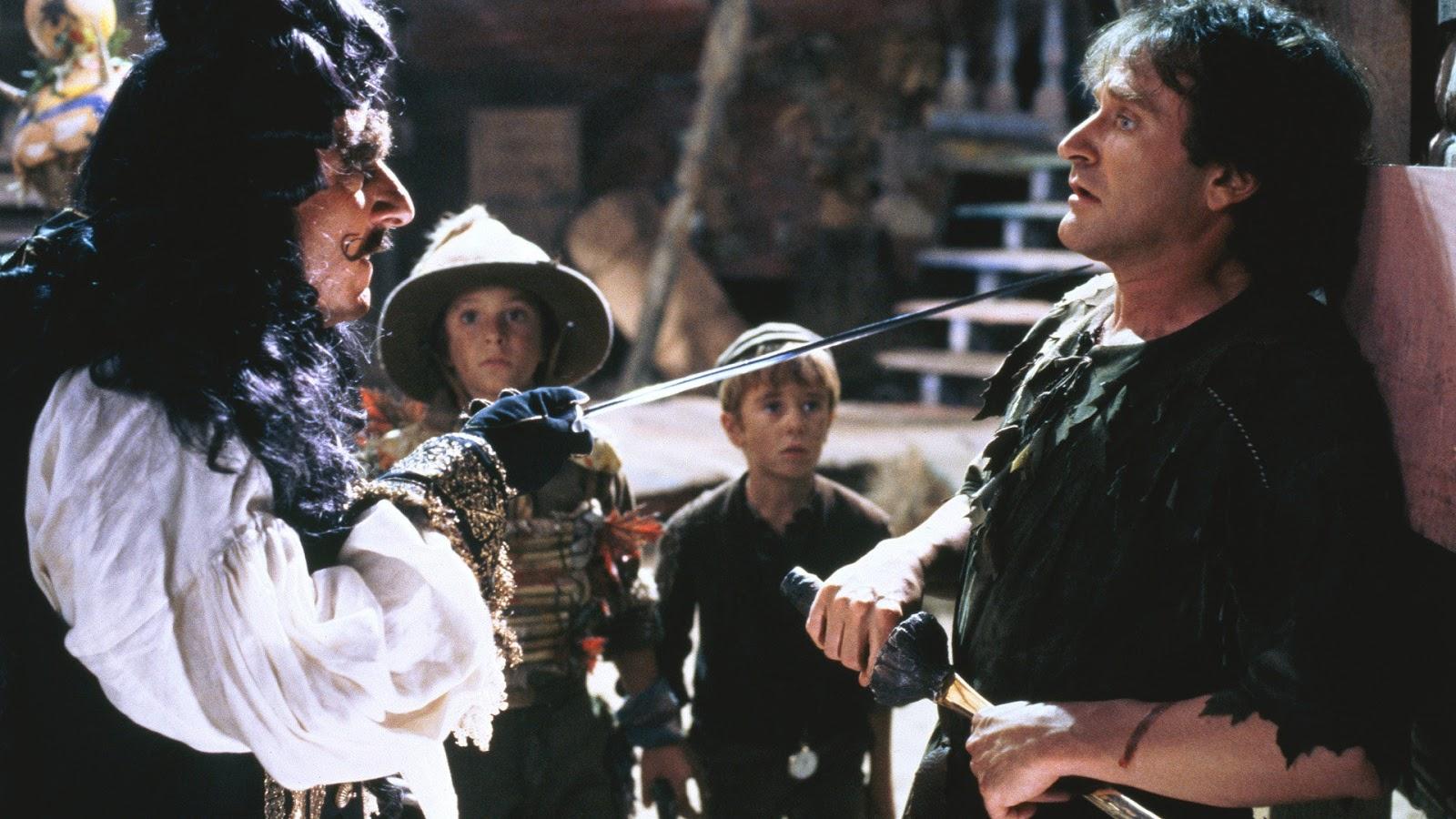 """25 anni di """"Hook – Capitan Uncino"""": 5 cose che non sapevate"""