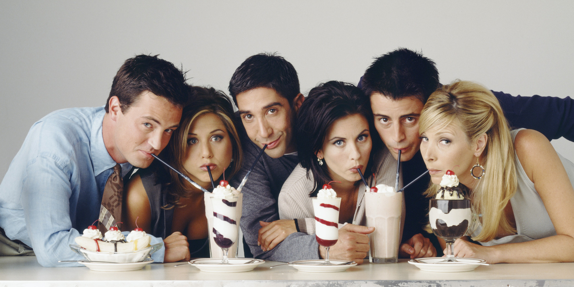 10 tormentoni di Friends