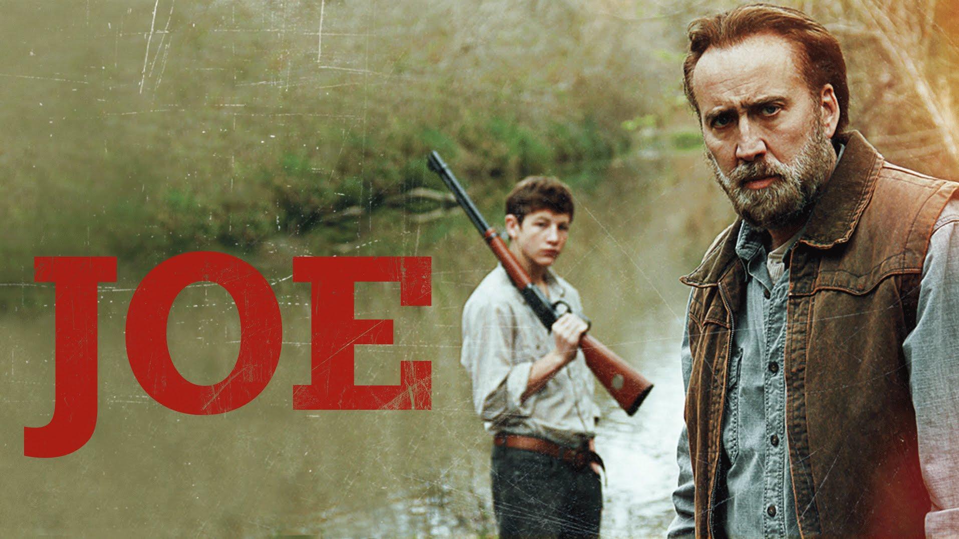 Nicholas Cage è JOE