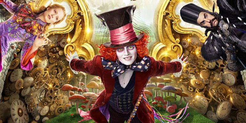 Alice attraverso lo specchio – Ma che è sta cafonata?