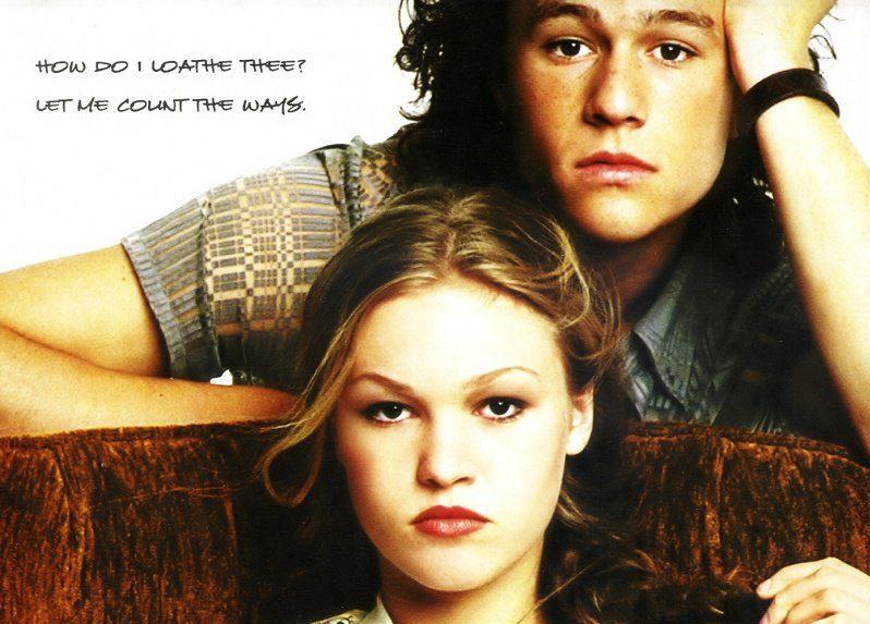 """Heath's Ledger: """"10 cose che odio di te"""""""