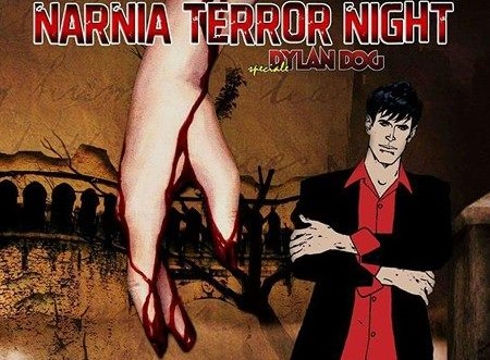 Narnia Terror Night Festival : speciale Dylan Dog