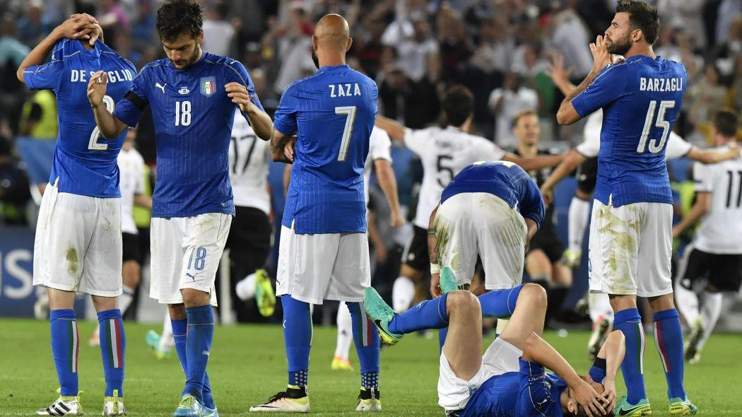 Un film per ogni eliminazione dell'Italia ai rigori