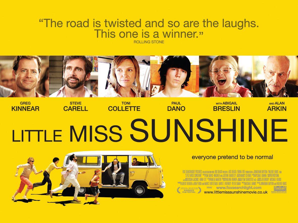 Little Miss Sunshine: il bello nel brutto dell'America