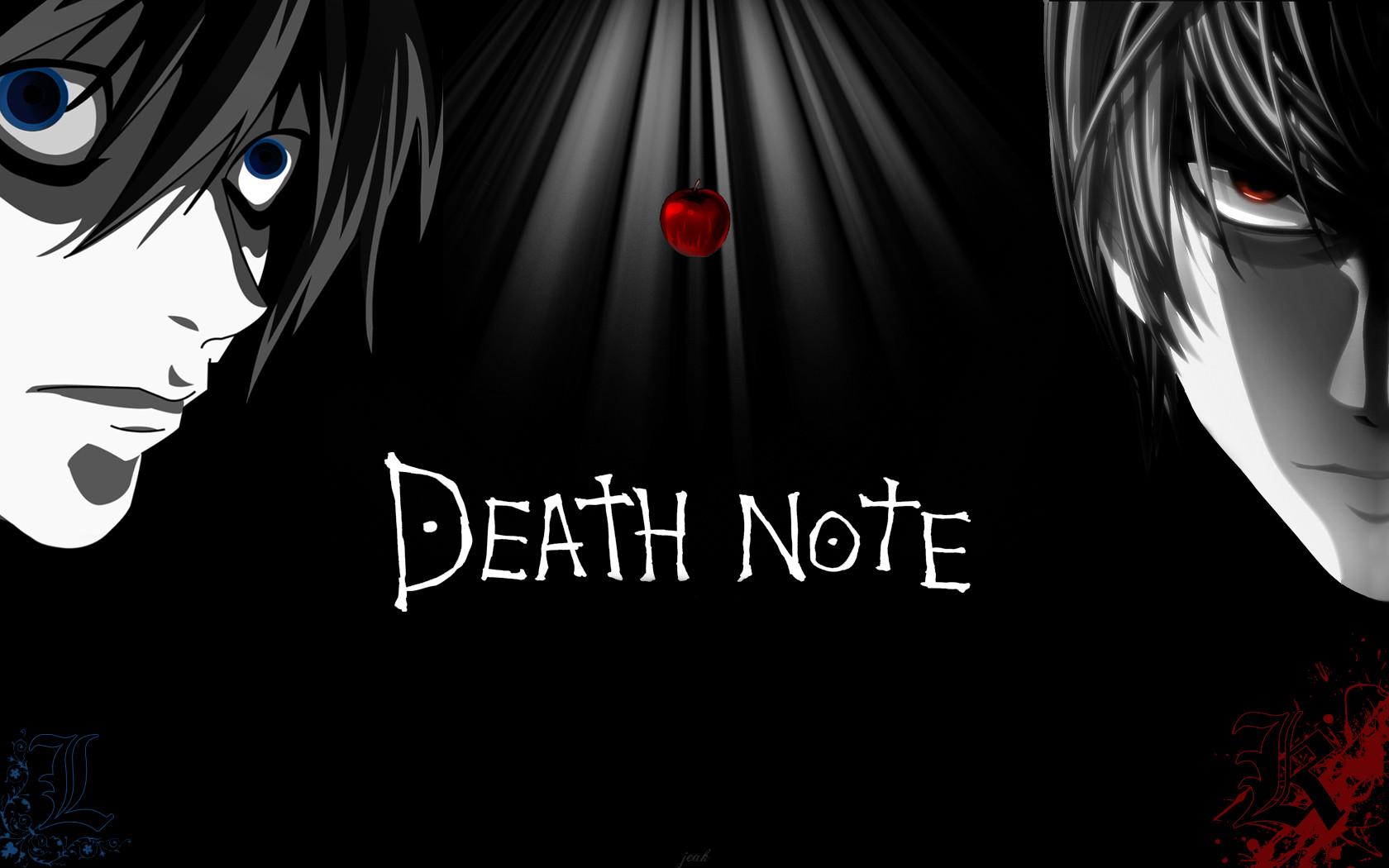 Death Note: l'anime per chi odia gli anime
