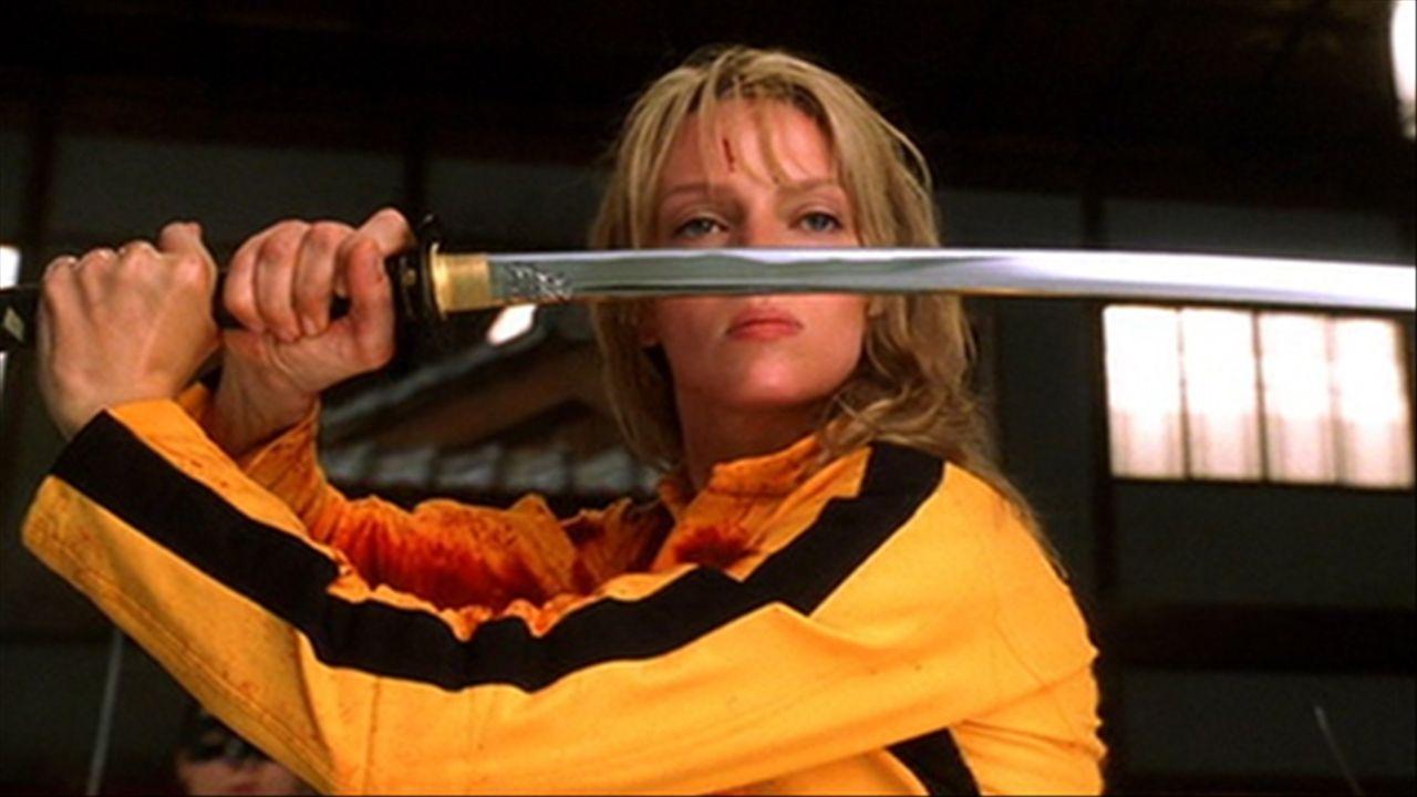 Kill Bill – Schizzi di Tarantino