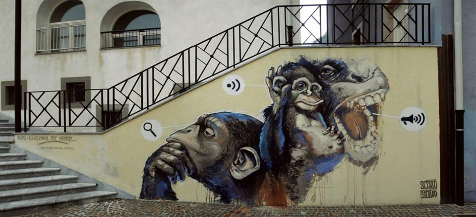 La scimmia – Atto IV