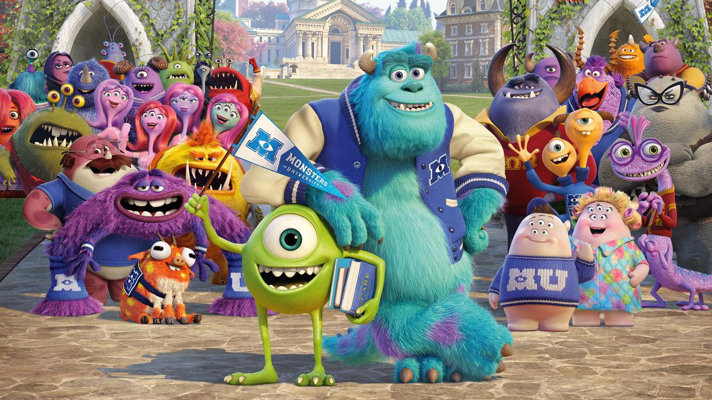 Monsters University e la Pixar che cresce con noi
