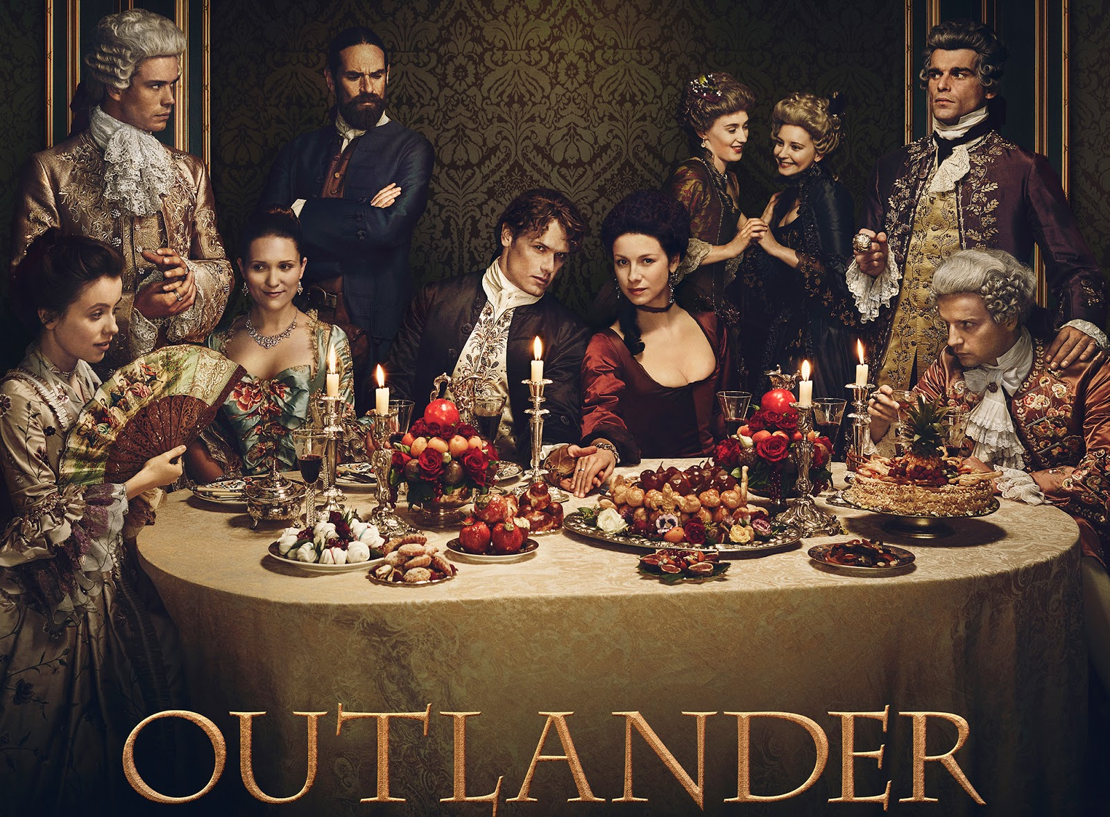 Outlander, o dell'importanza del cast