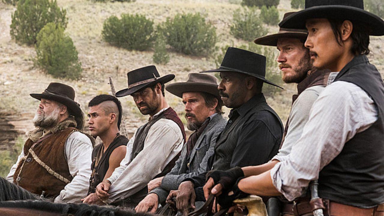 """I Magnifici 7: il western più gay dopo """"Brokeback Mountain"""""""