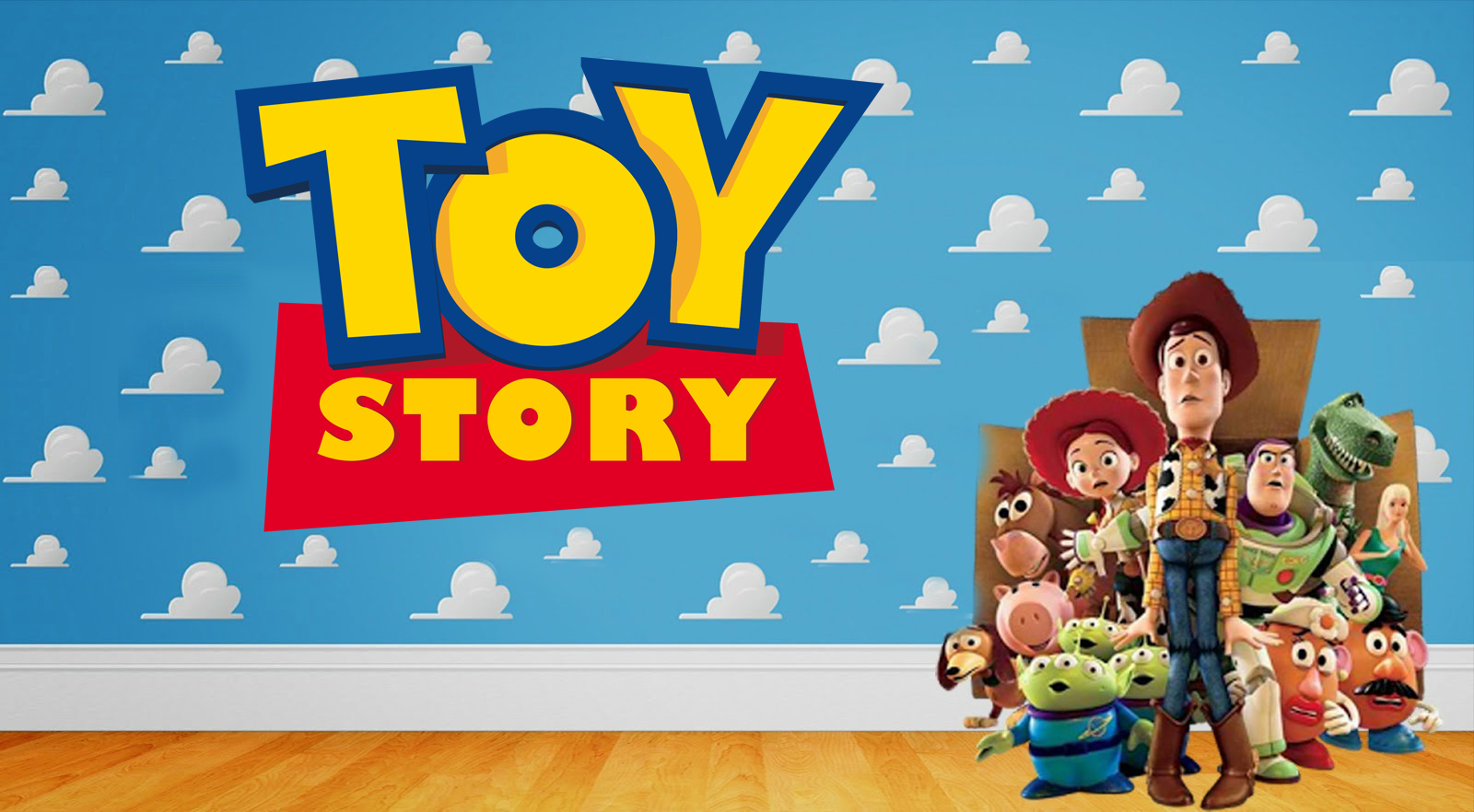 We love Toy Story!