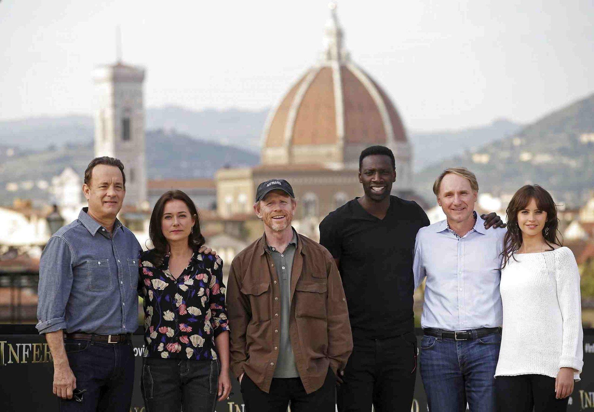 Inferno a Firenze: resoconto informale di una deportata