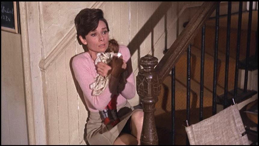 Gli occhi della notte: una Audrey Hepburn incantevole per un thriller mozzafiato