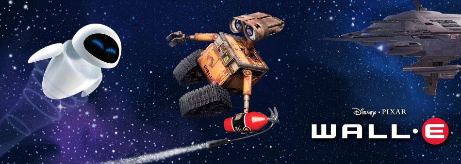 WALL•E, la tenerezza silenziosa
