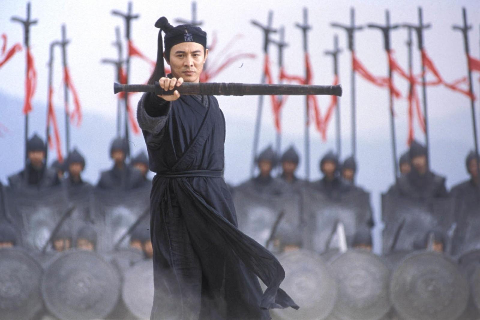 Hero, ovvero quando la regia colpisce più della spada
