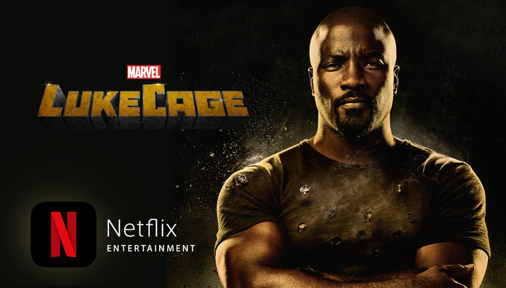 """Luke Cage è la nuova serie Netflix """"a prova di proiettili"""""""