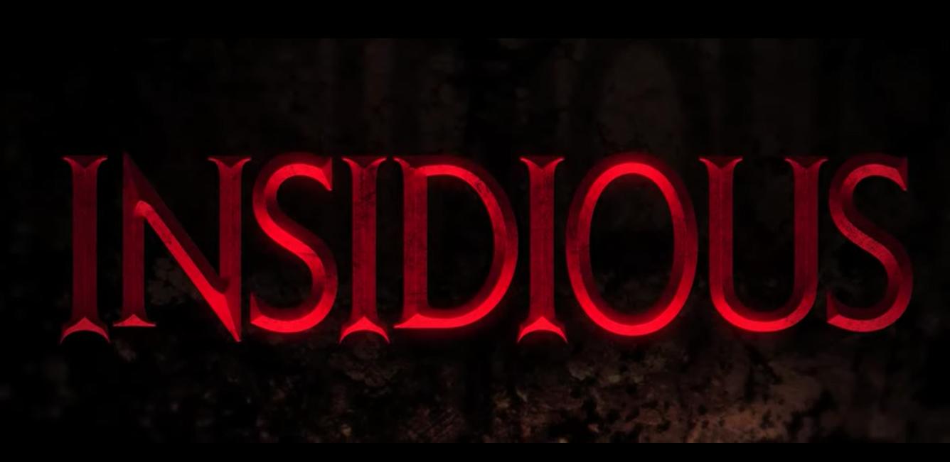 Insidious: l'Horror e James Wan ripartono da zero