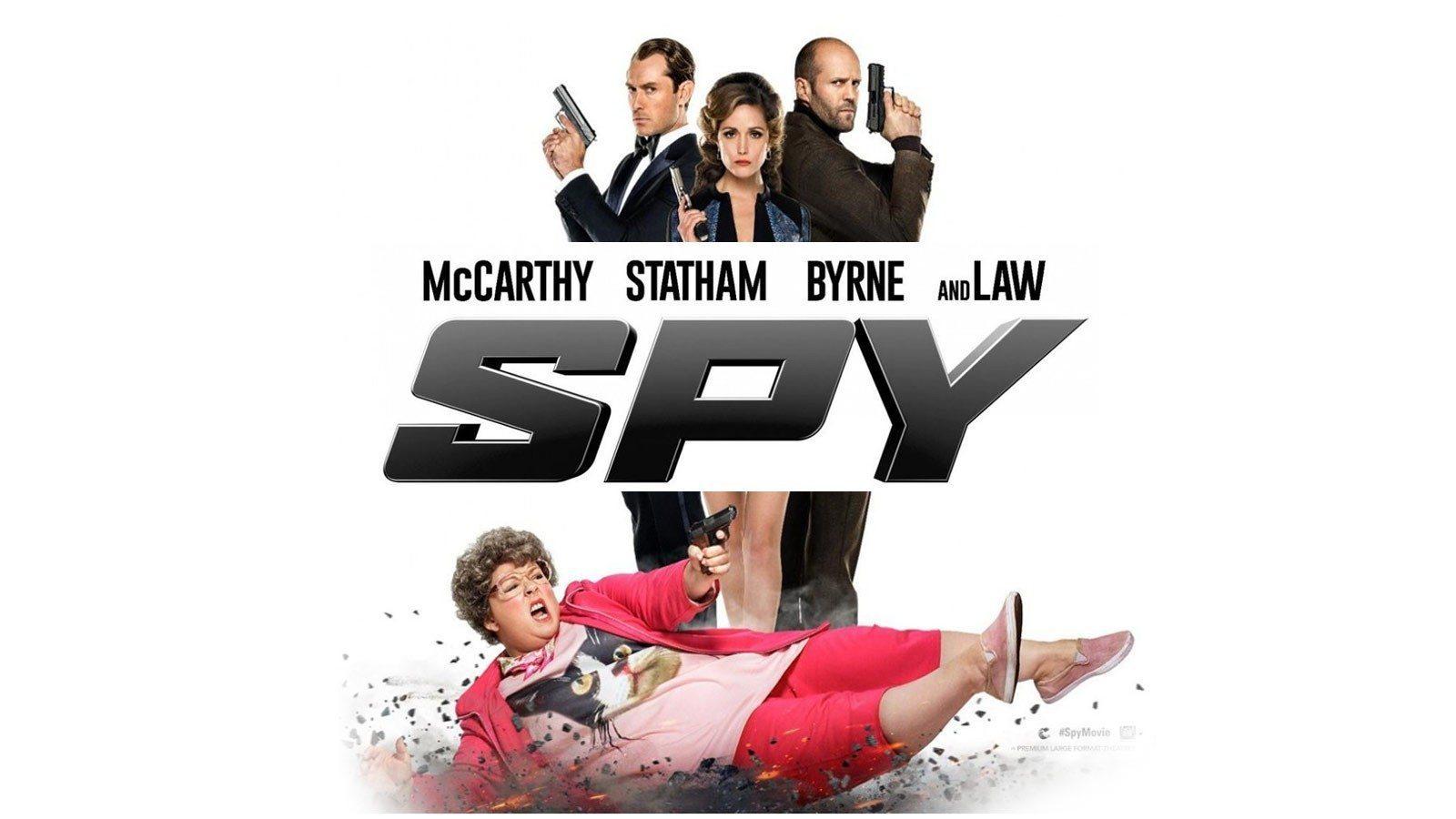 Spy: quando 007 è donna (e divertentissima)