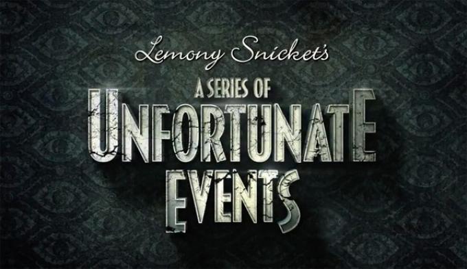 Una serie di sfortunati eventi: il trailer della serie TV!