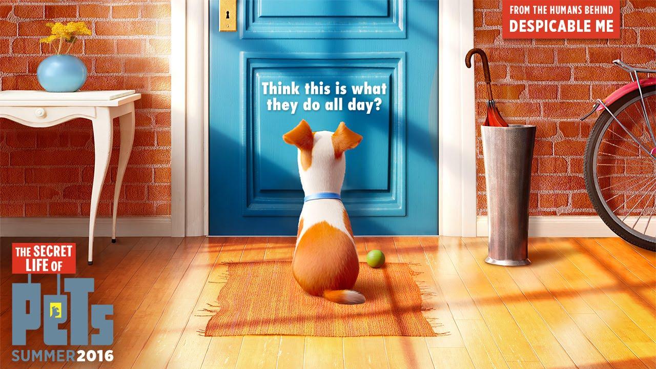 Pets – La vita segreta (e un po' esagerata) degli animali