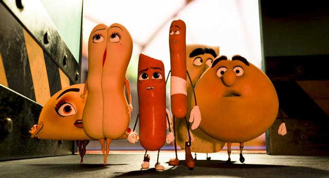 Sausage Party: tanto fumo, ma l'arrosto può migliorare