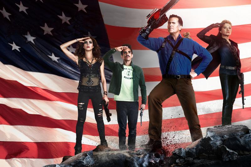 Ash vs Evil Dead 2: il cinefumetto horror, tra Sam Raimi e gli Avengers