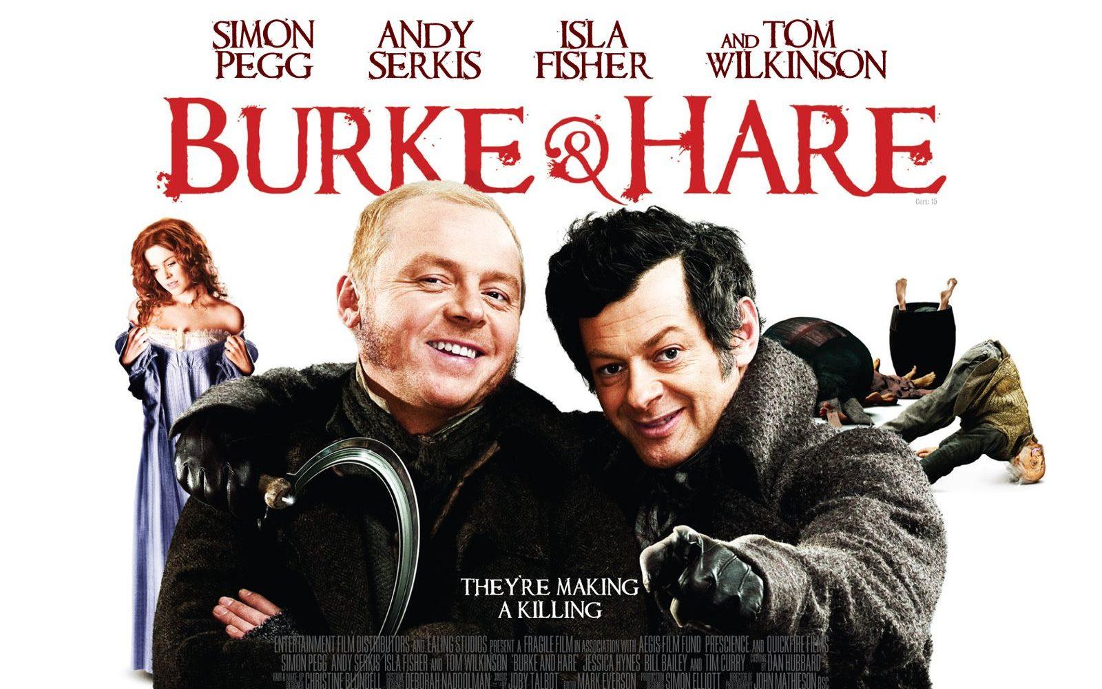 Burke & Hare – La commedia nera come John Landis comanda