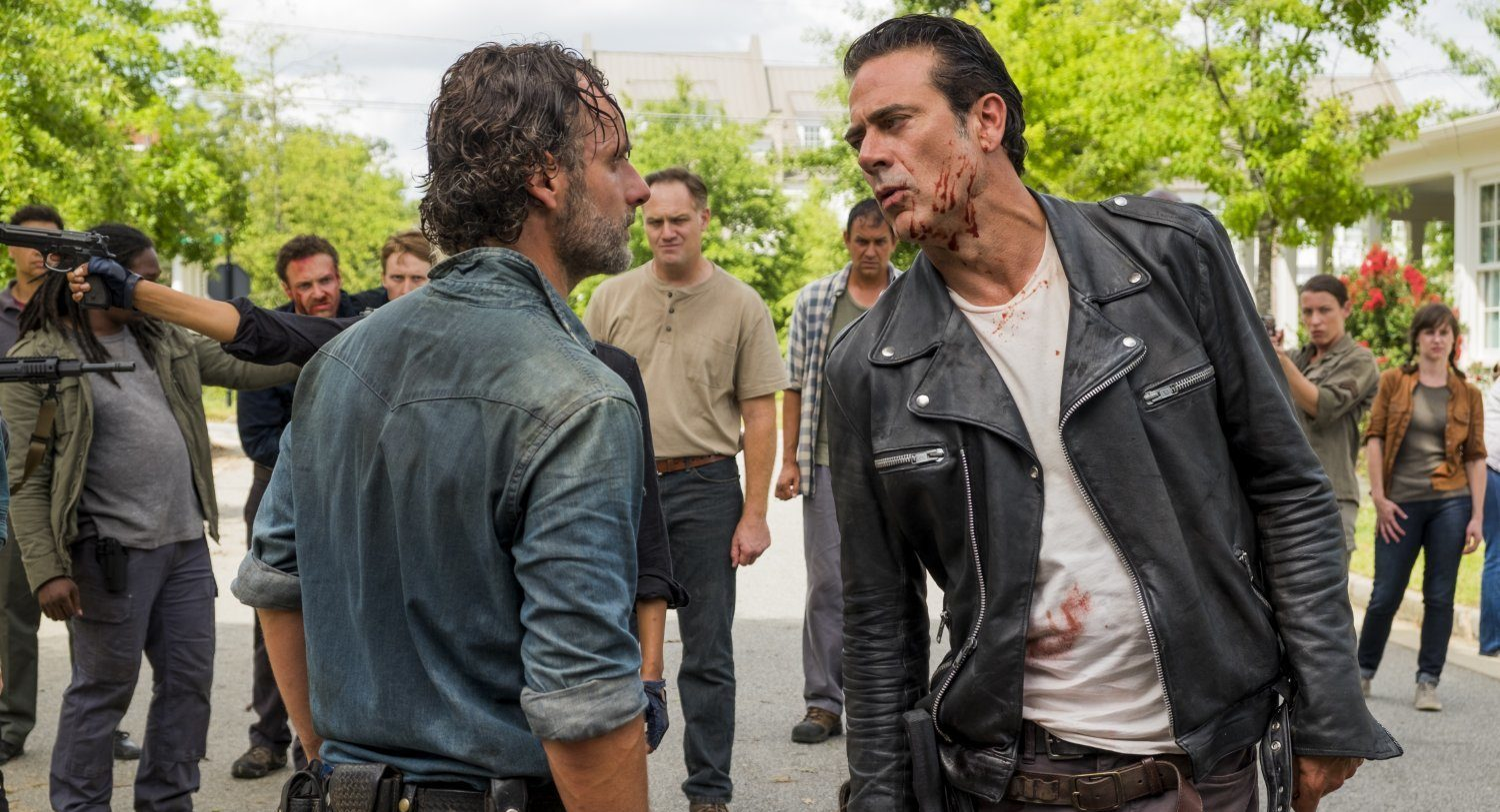 La 7° stagione di The Walking Dead, fra Negan-dipendenza e turnover