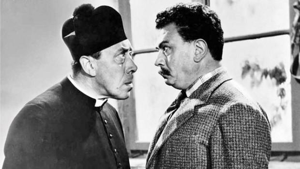 Fenomenologia di Peppone e Don Camillo: se il film a puntate è nato nella Bassa