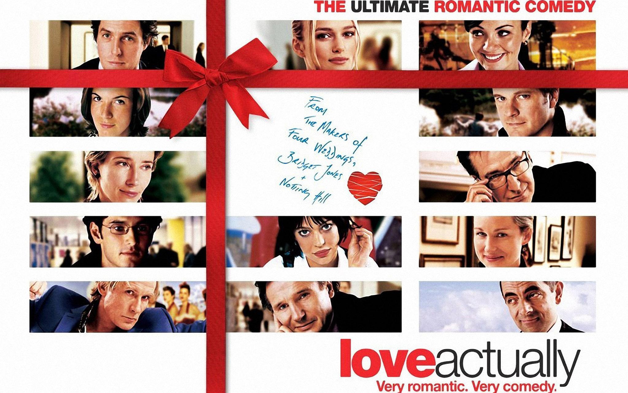 Love Actually: sotto l'albero di Natale, una perfetta commedia romantica
